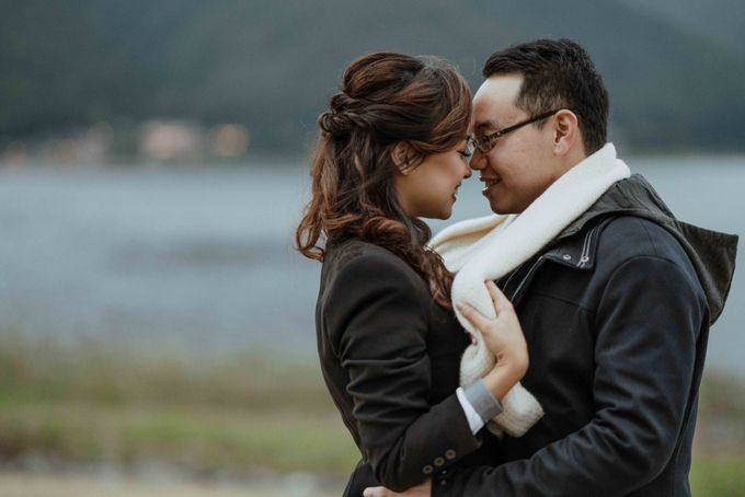 Prewedding Hadi & Evelyn Japan by Topoto - 029