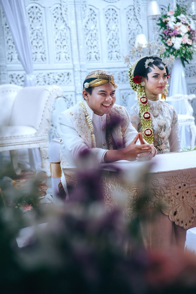 Akad Nikah of Ayu & Artha by: Gofotovideo by GoFotoVideo - 012
