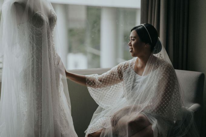 The Wedding of Hendy & Gracia by Memoira Studio - 011