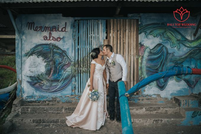 An Island and A Love Story by Bali Top Wedding - 007