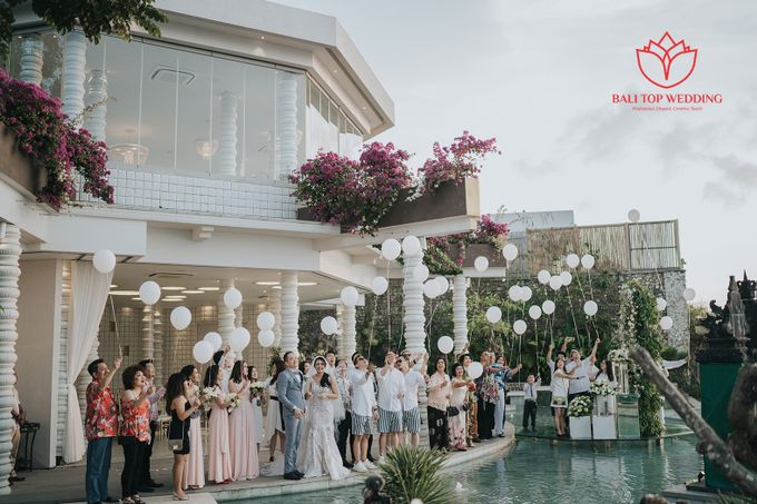 Love, Faith, and Future by Bali Top Wedding - 001