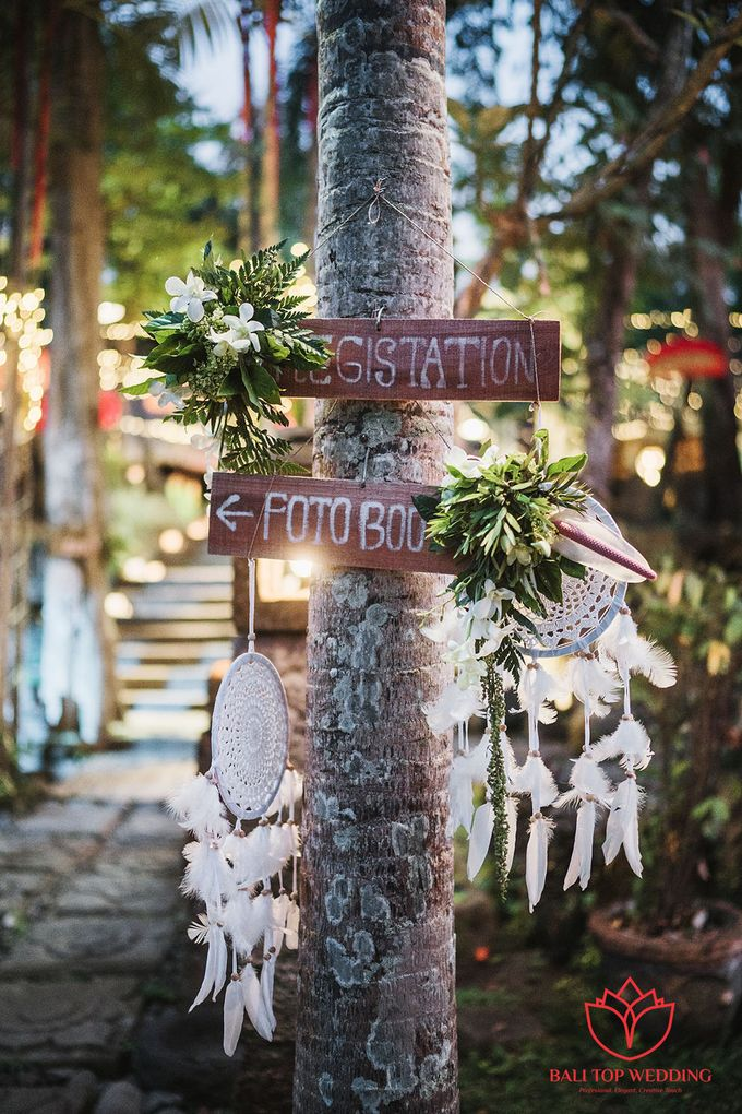 An Island and A Love Story by Bali Top Wedding - 011