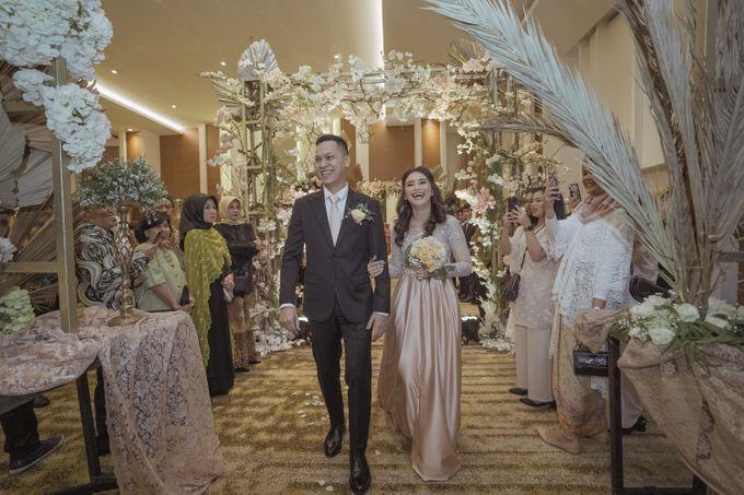 Wedding Allysha & Rachman by UK International Jakarta - 001