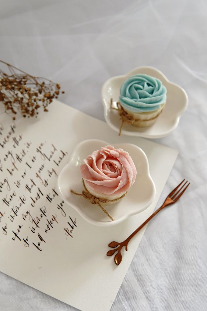 Cupcake Natural Handmade Soap by Jollene Gifts - 003