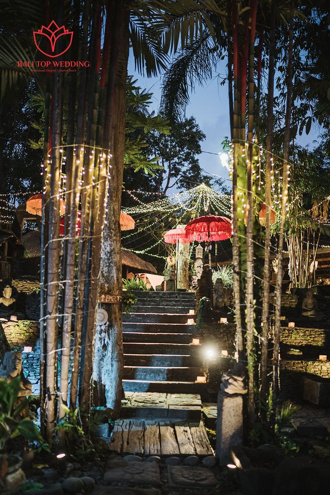 An Island and A Love Story by Bali Top Wedding - 003