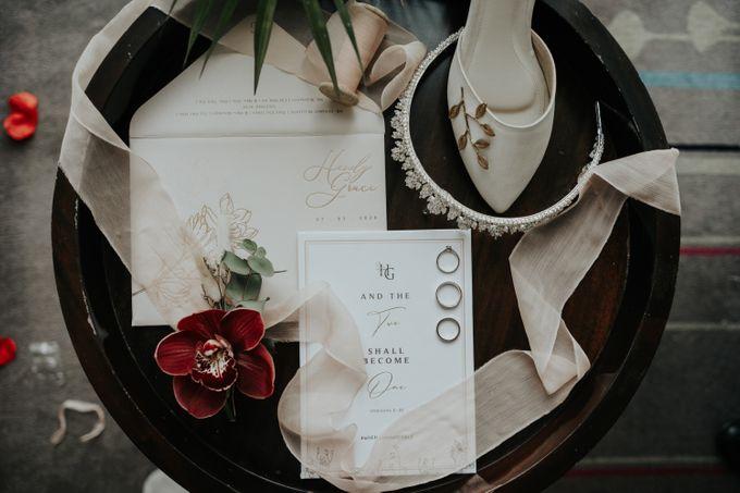 The Wedding of Hendy & Gracia by Memoira Studio - 014