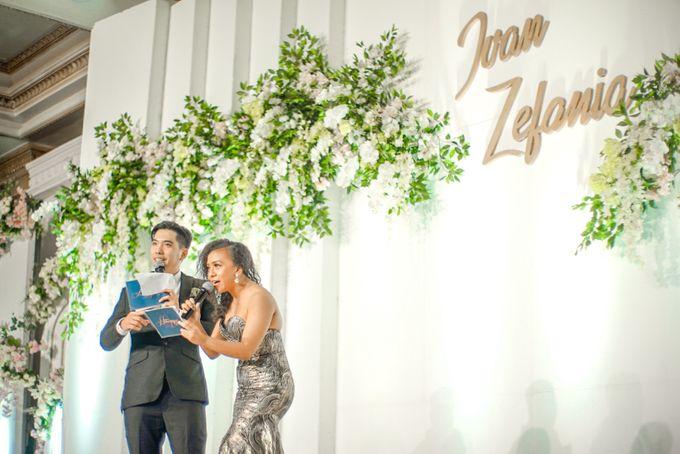 Wedding of IVAN & ZEFANIA by Aldo Adela MC & Magician - 006