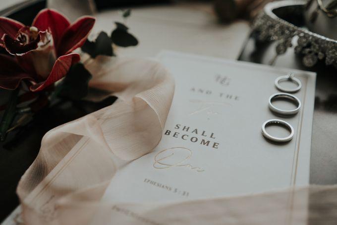 The Wedding of Hendy & Gracia by Memoira Studio - 013