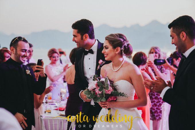 Iranian Wedding At Arma Restaurant by Anta Organization Wedding & Event Planner - 031