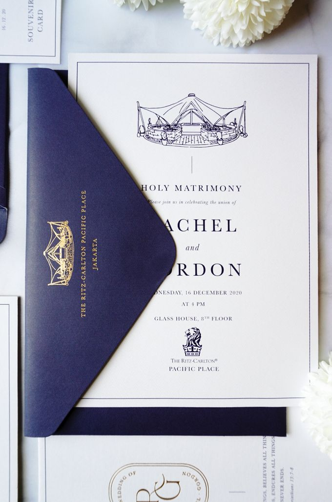 Simple Elegance by Trouvaille Invitation - 013