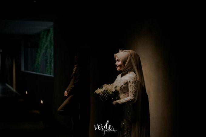 The Wedding Akbar & Rara by AVIARY Bintaro - 014