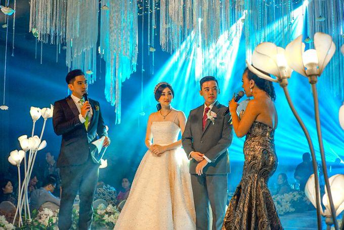 Wedding of IVAN & ZEFANIA by Aldo Adela MC & Magician - 005