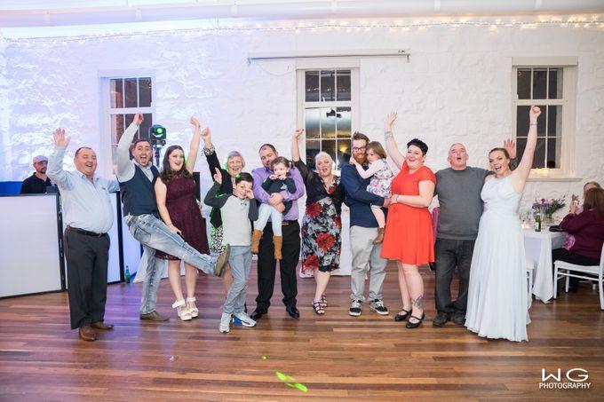 Wedding of Scott & Nicole by WG Photography - 005
