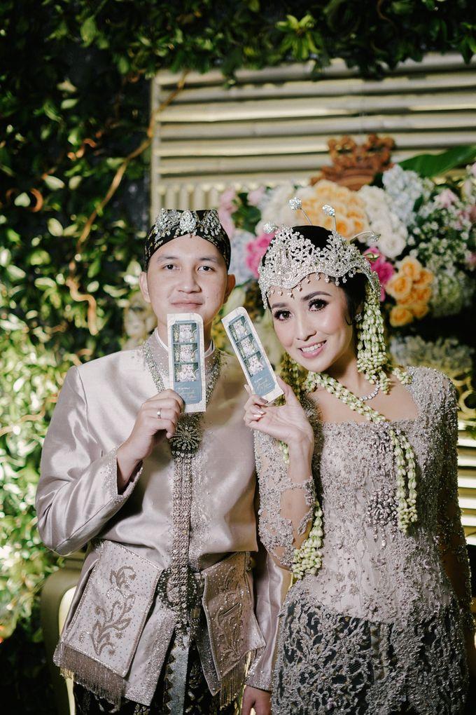 Manda & Irfan Wedding by Akuwedding - 004