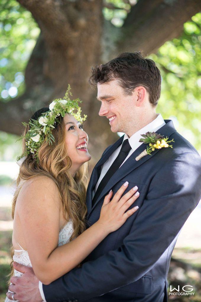 Wedding of Coco & Aaron by WG Photography - 013