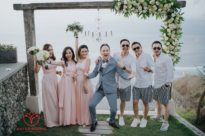 Love, Faith, and Future by Bali Top Wedding - 006