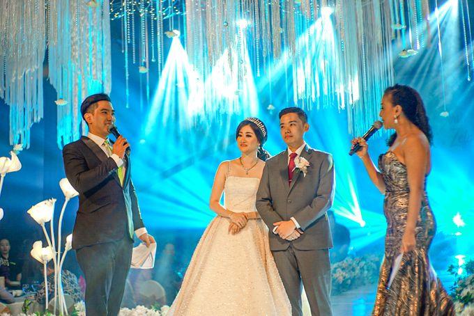 Wedding of IVAN & ZEFANIA by Aldo Adela MC & Magician - 008