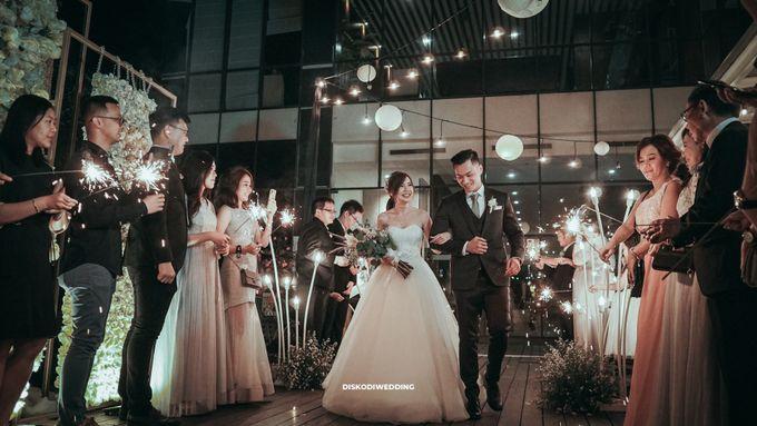 Wyl's Kitchen| Intimate Wedding Budi & Chintya by diskodiwedding - 013