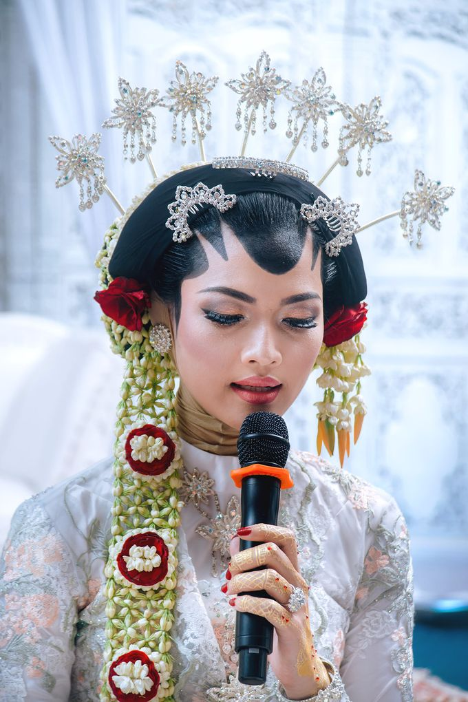Akad Nikah of Ayu & Artha by: Gofotovideo by GoFotoVideo - 013