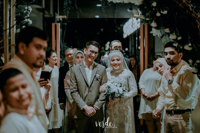 The Wedding Akbar & Rara by AVIARY Bintaro - 015