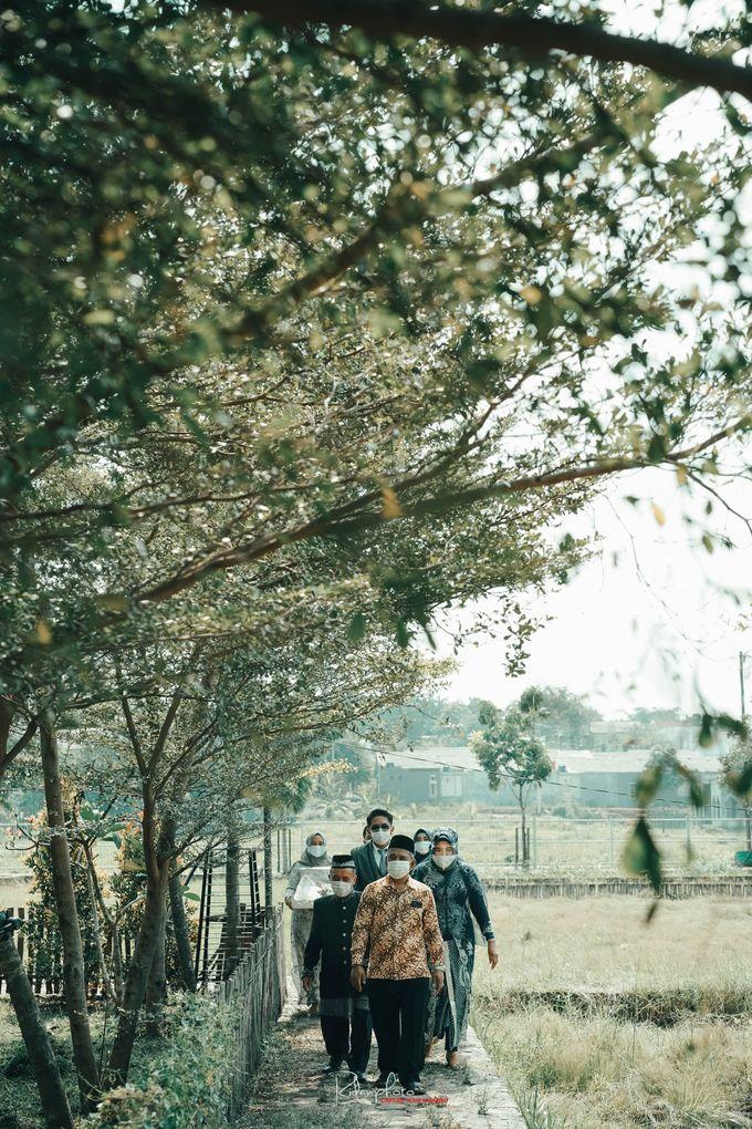 The Intimate Wedding Of Sandy & Bara by Armadani Organizer - 012