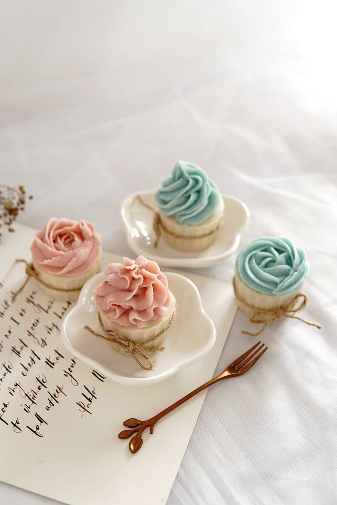Cupcake Natural Handmade Soap by Jollene Gifts - 007