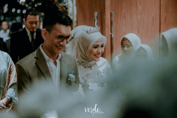 The Wedding Akbar & Rara by AVIARY Bintaro - 016