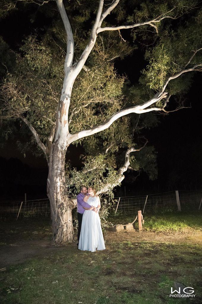 Wedding of Scott & Nicole by WG Photography - 006
