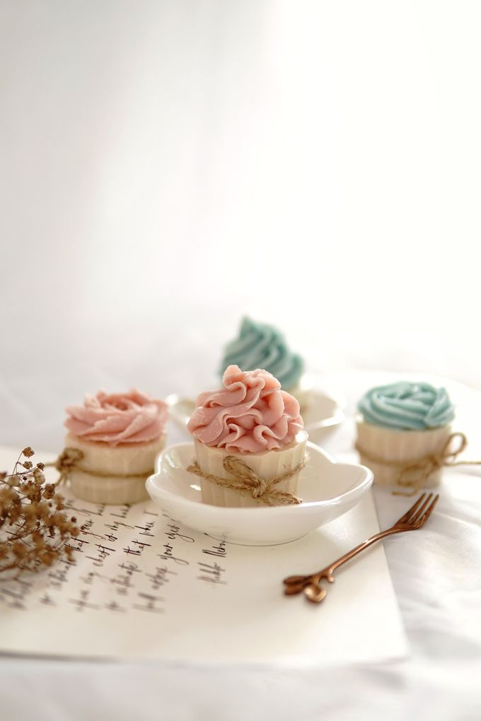 Cupcake Natural Handmade Soap by Jollene Gifts - 004