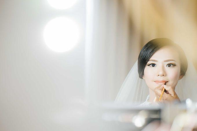 Wedding of Yulius & Caroline by Lis Make Up - 003