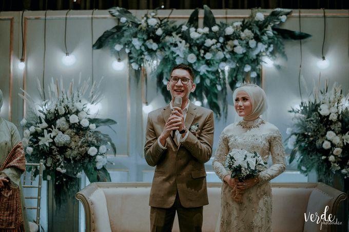 The Wedding Akbar & Rara by AVIARY Bintaro - 017