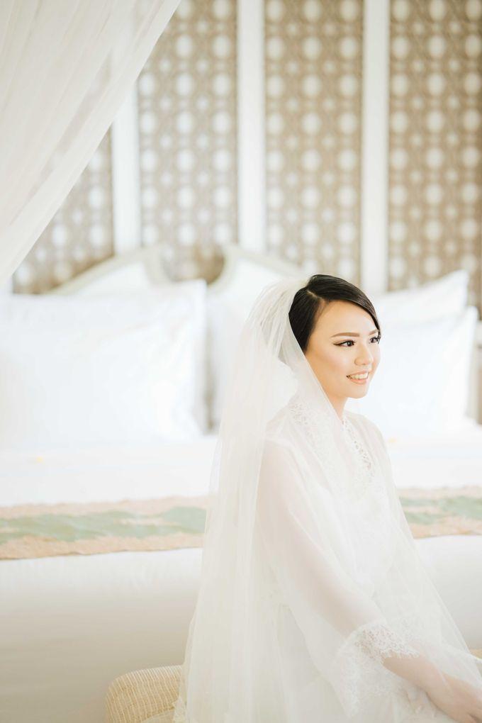 Wedding of Yulius & Caroline by Lis Make Up - 004