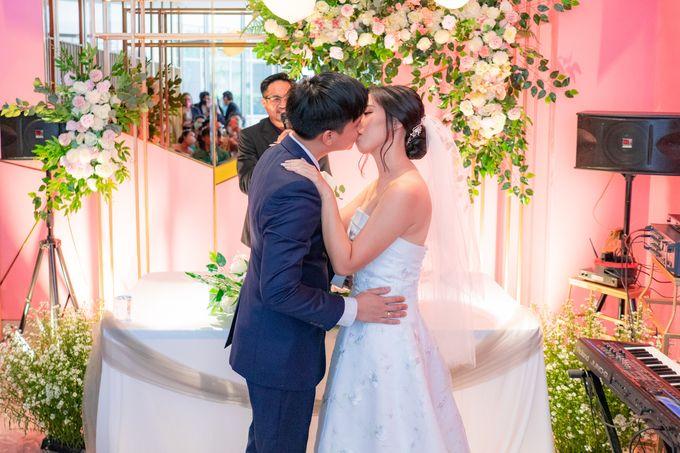 The Wedding of Andreas & Janice by Memoira Studio - 033