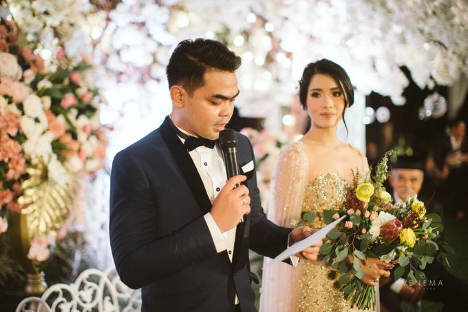 Ana & Adie Wedding by Akuwedding - 015