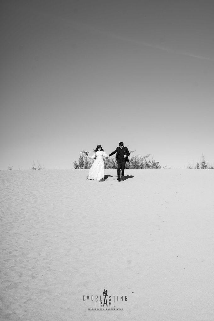 Chandra & Gerda Pre-Wedding | Jogya by Everlasting Frame - 021