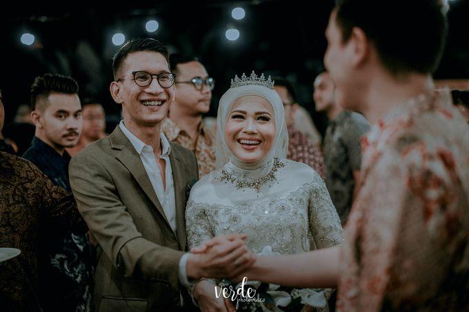 The Wedding Akbar & Rara by AVIARY Bintaro - 019