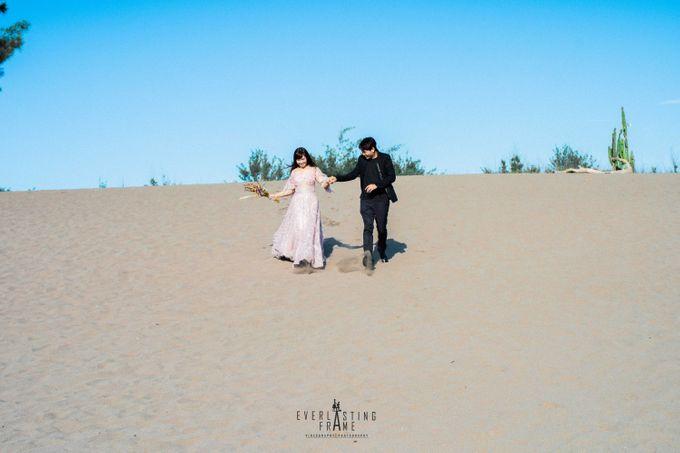Chandra & Gerda Pre-Wedding | Jogya by Everlasting Frame - 023