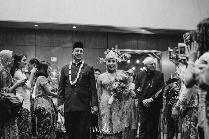 The Wedding Vaughn & Indri by AVIARY Bintaro - 008