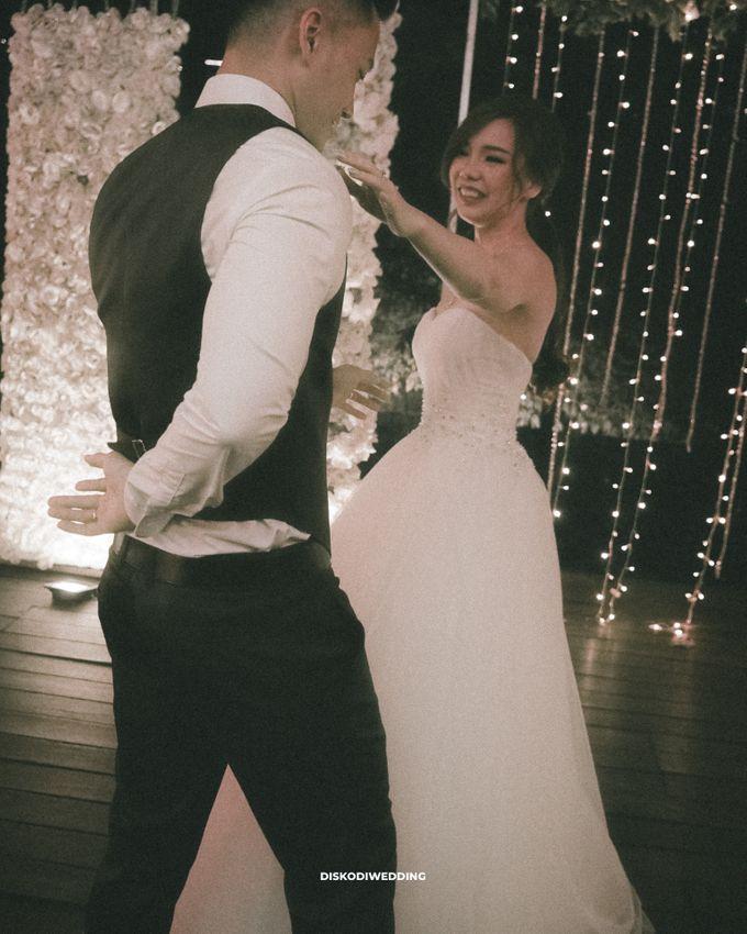 Wyl's Kitchen| Intimate Wedding Budi & Chintya by diskodiwedding - 007