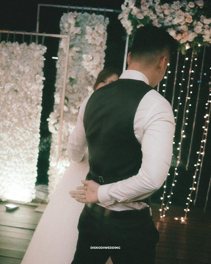 Wyl's Kitchen| Intimate Wedding Budi & Chintya by diskodiwedding - 001