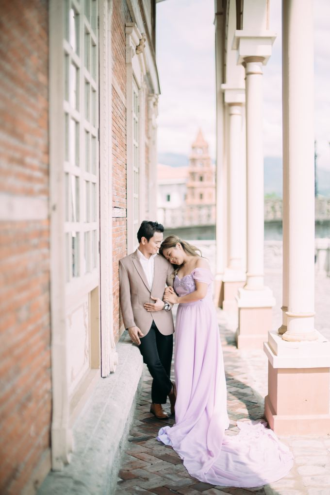 Las Cass Prewedding of Elaine & Joseph by The Daydreamer Studios - 014