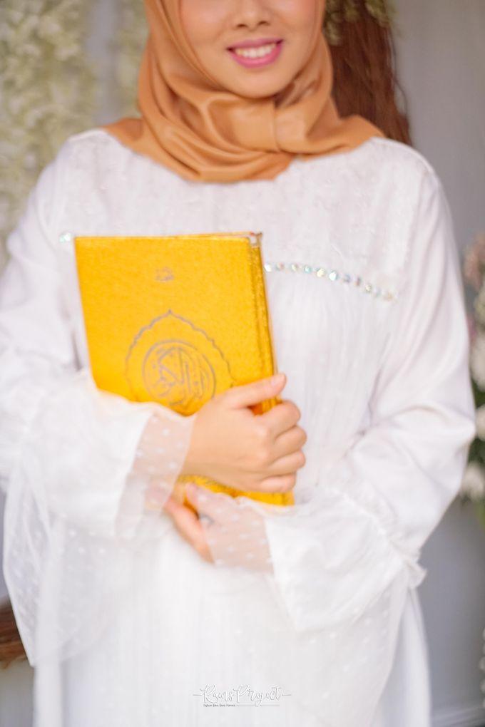 The Recitation of Quran & Siraman of Alifah by Rains Project - 010
