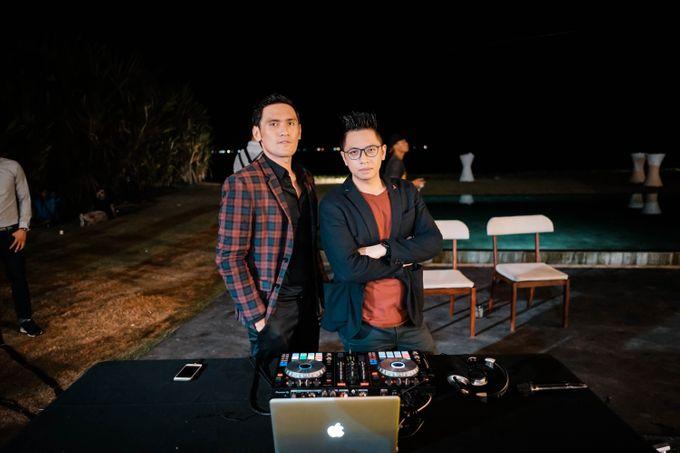Rynaldi & Tesia Wedding by Music For Life - Wedding DJ - 004