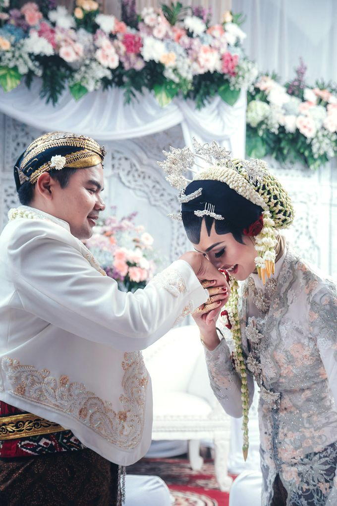 Akad Nikah of Ayu & Artha by: Gofotovideo by GoFotoVideo - 027