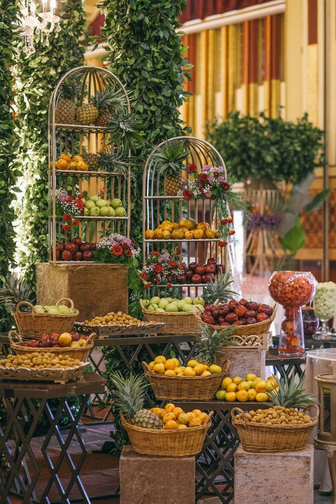 Wedding of Yanda & Arif by Minity Catering - 020
