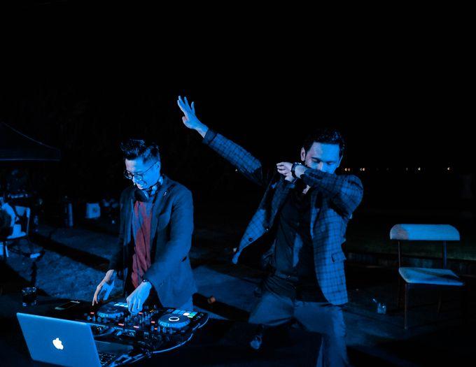 Rynaldi & Tesia Wedding by Music For Life - Wedding DJ - 002