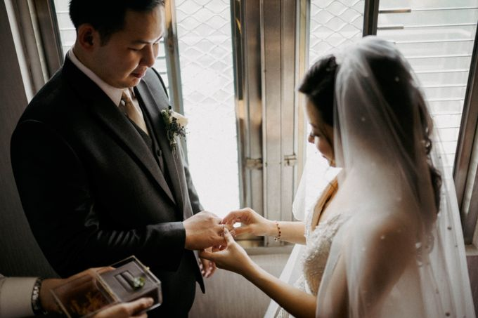 Wedding Day of  Albert & Connie by KIN Moments - 031