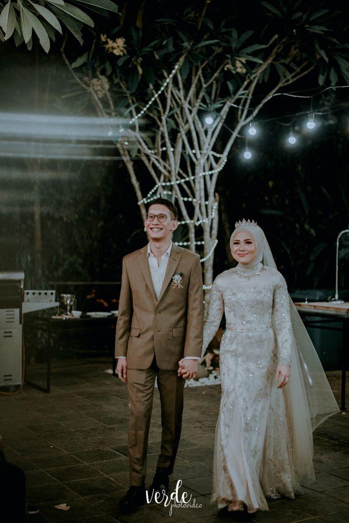 The Wedding Akbar & Rara by AVIARY Bintaro - 021