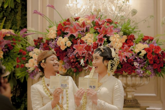 Javanese Wedding by Top Fusion Wedding - 001