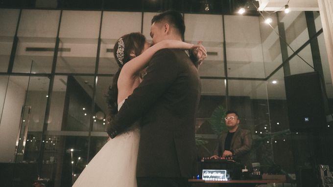 Wyl's Kitchen| Intimate Wedding Budi & Chintya by diskodiwedding - 004